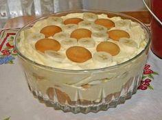 BANANA PUDDING FROM SCRATCH Recipe