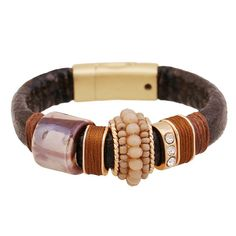 WOMEN CRYSTAL IMITATION LEATHER BRACELETS BANGLES RHINESTONE HIGH QUALITY HOT SALE JEWELRY   	Style:trendy    	Gender:Women's    	Occasion:daily, party, gift    	Bracelets Material:Leather  Alloy    	Bracelets Stone Material:Crystal    	Holiday:Valentine's Day  Halloween  Easter  Chirstmas  Thanksgiving Day    	Metal Color :gold    	Main Stone Color :3 colors    	Clasp Type :