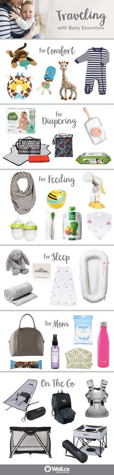 Flying With Baby What To Pack In Your Carry On