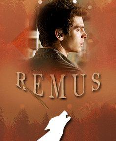Remus Lupin - The Marauders gif