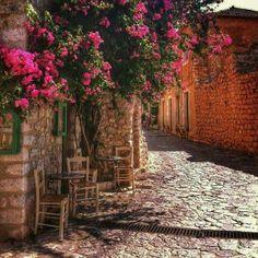 Areopolis, Lakonia, Peloponnese, Greece