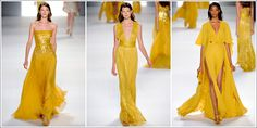 Elie Saab Spring 2012 Collection (one of my favs!)