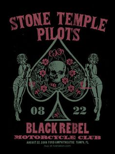 Stone Temple Pilots.