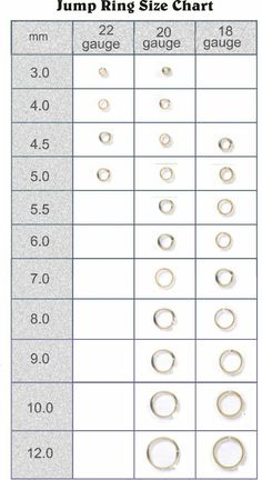 Wire gauge thickness chart information bykaro for your find this pin and more on beads by jason tarlov keyboard keysfo Gallery