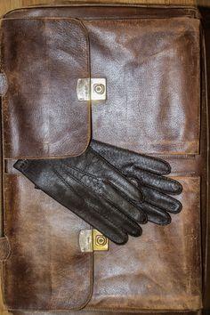 Denver, Modern, Gloves, Leather, Trendy Tree