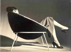 Lina Bo Bardi, 'Bowl Chair', 1951.