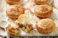 3-ingredient apple pie