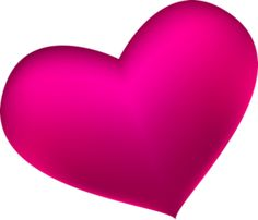 Hot Pink Heart 103.png