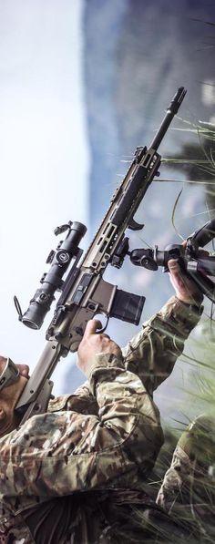 Long Range Rifle Setup http://riflescopescenter.com/category/leupold-riflescope-reviews/