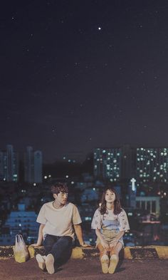 School 2017 K drama Kim Sejeong, Kim Jung, Couple Photography, Photography Poses, My Shy Boss, Weightlifting Fairy Kim Bok Joo, School 2017, Night Couple, Korean Couple