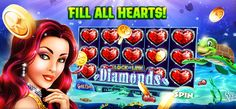 Gold Fish Casino Slots Games on the AppStore Play Free Slots, Free Slot Games, Free Slots Casino, Casino Slot Games, Goldfish Slots, Gold Fish Casino, Connect To Facebook, Vegas Slots, Vegas Casino