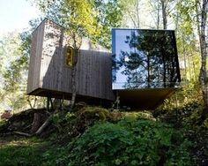 Juvet Landscape Hotel | Architects Jensen & Skodvin Arkitektkontor, Norway