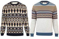 Knit Shirt, Scandinavian Christmas, Christmas Sweaters, Knitting, Winter, Model, Shirts, Fashion, Men's Knits