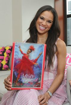 Ballerina Misty Copeland first made history as the first black principal dancer for American Ballet Theater, and now she has another milestone in her life. The ballet dancer has her own Barbie doll, . Black Dancers, Ballet Dancers, African American Dolls, American Girl, Native American, Paris Opera Ballet, Dance World, Svetlana Zakharova, Ballerina Project