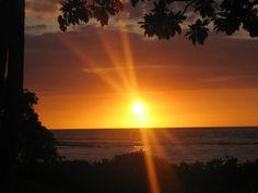 Big Island, Hawaii Coastline from our hotel
