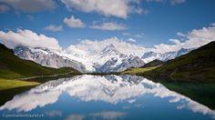 Bachsee/Bachalpsee, Bernese Oberland, Switzerland