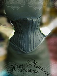 Tight Lacing corset Training Standard Size from 18 - 28. $160.00, via Etsy.