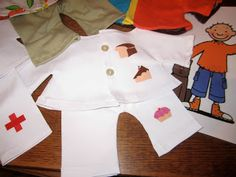 Annemie's werkjes tklapgat: Kleedjes klaspop Jules