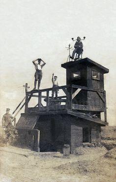 WWI Listening and Observationpost, © Drakegoodman