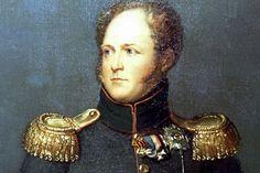 Isto é interessante. Alexander I foi um dos primeiros monarсas russas, que colocou a dentadura.