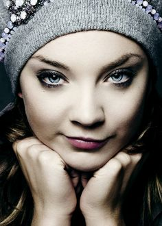 Natalie Dormer- some people have said I look like her. I don't see it but I'll take the compliment!  Lol
