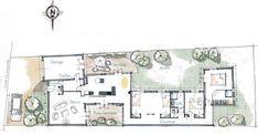 Plan de la maison de Nantes de Frédéric Tabary