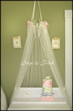 Canopy Ring Crown Dress Up Bed TeNt Fairy By SoZoeyBoutique, $32.99