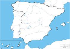 Cartina Muta Spagna Esercizi.12 Idee Su Spagna E Portogallo Spagna Portogallo Attivita Di Storia