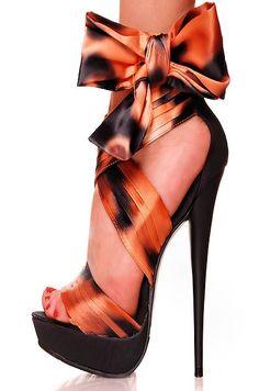f0ec85a1dab 49 Best Orange High Heels images