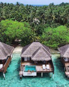The Maldives Islands - Dusit Thani Maldives