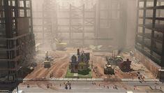 4 lições que os filmes da Pixar podem nos ensinar sobre arquitetura