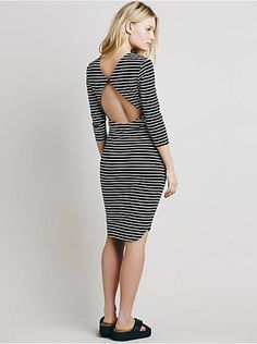 Free People No Time Wasted Dress, $98.00