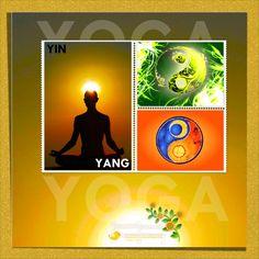 """YOGA - """"Y""""-template by wondertalk.de"""