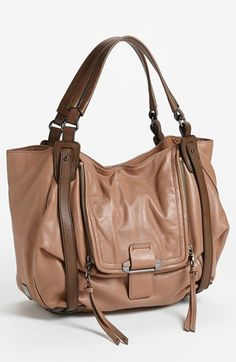 Their leather feels like butter!  Trust me!  Kooba 'Jonnie' Tote available at #Nordstrom