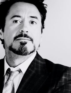 Robert Downey Jr.   photo from copperbadge.tumblr.com