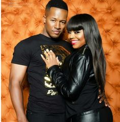 shanice and flex alexander Black Celebrity Couples, Cute Black Couples, Black Love, Black Is Beautiful, Black Celebrities, Celebs, Black Families, Famous Couples, Looking For Love