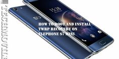 Como instalar #TWRP Recovery #Rootear Elephone S7 Mini