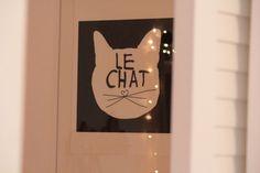 Le Chat print