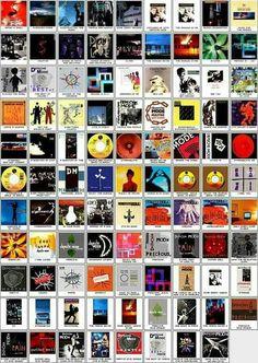 Depeche Mode cover art
