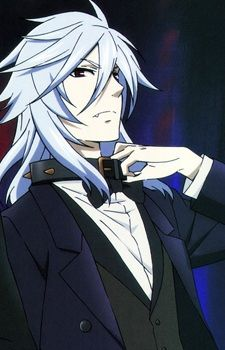 Pluto from Black Butler (although I'm not really sure he counts as a guy.) ^_^