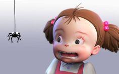 Mei (FromMy Neighbor Totoro)  CGTalk - CR MINI-Challenge #42: Goodbye Ghibli.
