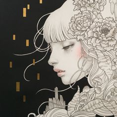 by audrey kawasaki | tumblr via | AFA - art for adults