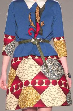 patternprints journal: PRINTS, PATTERNS, TRIMMINGS AND SURFACE EFFECTS FROM MILAN FASHION WEEK (A/W 14/15 WOMENSWEAR) / 10