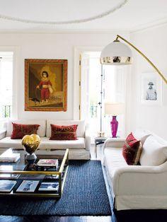 New deco en el salón. Repasa con nosotros, estilos, muebles, materiales, colores...