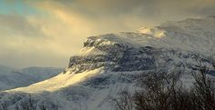 Mountains in Valdres, Norway