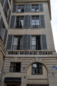 Hotel Michelet Odéon | Flickr - Photo Sharing!