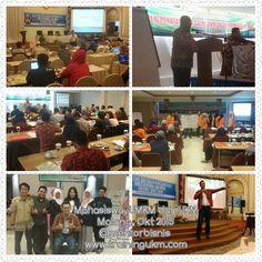 Pelatihan Kewirausahaan Mahasiswa dan UKM UMKM Jawa Timur Indonesia. Mentor Bisnis bagi Mahasiswa yang ingin jadi Pengusaha sejak masih mahasiswa. Belajar dan berlatih untuk menyiapkan diri jadi mahasiswa wirausaha.  Info lengkap Pembicara Seminar dan Narasumber Pelatihan Wirausaha Jawa Timur  hubungi : 0899 33 999 44 (Tsel/Wa) http://trainingukm.com /  www.trainingukm.com