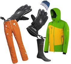 The Guide To Men's Ski Wear by Attire Club http://attireclub.org/2013/12/26/guide-mens-ski-wear/ #ski #men #wintersport #sports #sport