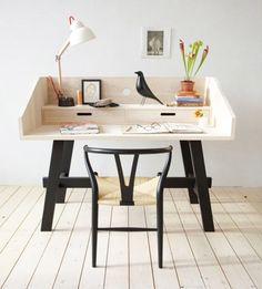 Office Wishbone Chair - Carl Hansen