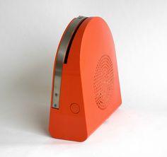 Minerva GA 45 Pop Automatic Record Player 1968 _ Mario Bellini